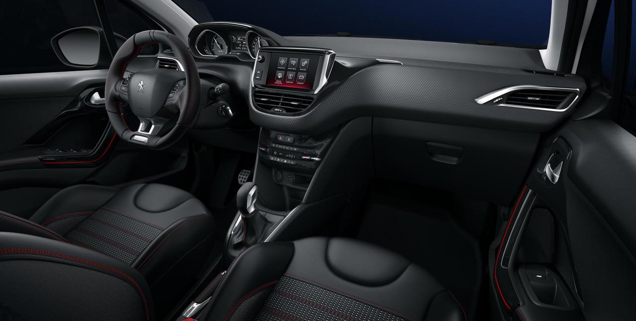 Peugeot 208 GT Line interiør
