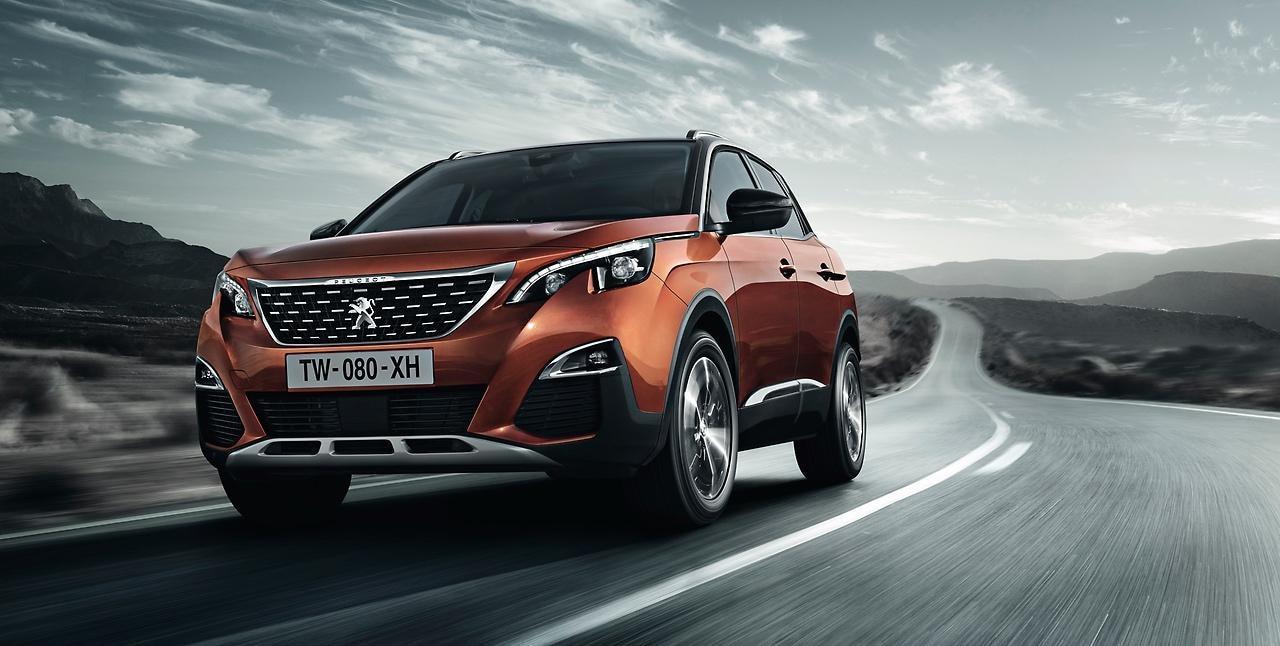 Nye Peugeot 3008 SUV - komfort møter teknologi