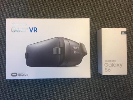 Samsung briller VR