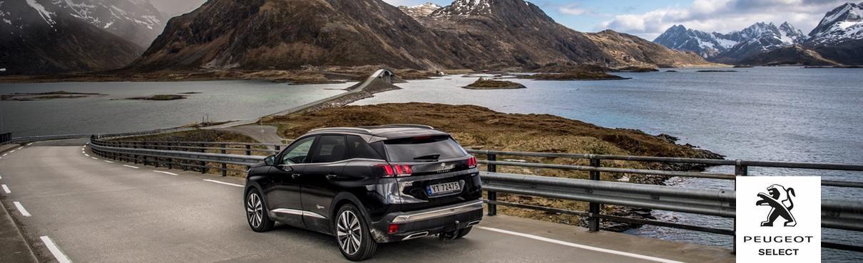 Våre beste bruktbiler - Peugeot Select