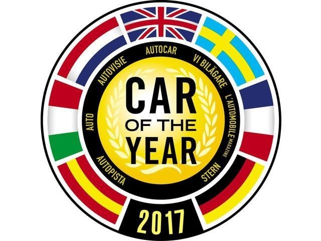 Car of the Year 2017 Stor logo