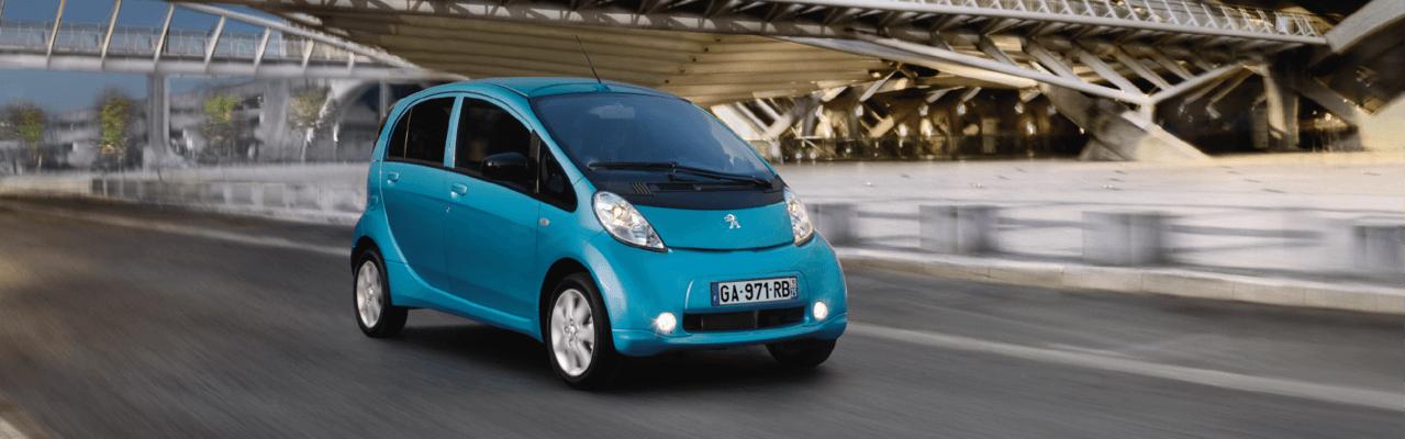 Peugeot Ion elektrisk