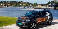 Peugeot 5008 Varebil - komfort