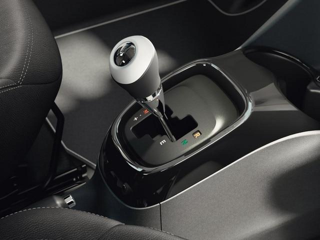 Girspaken i en Peugeot 108