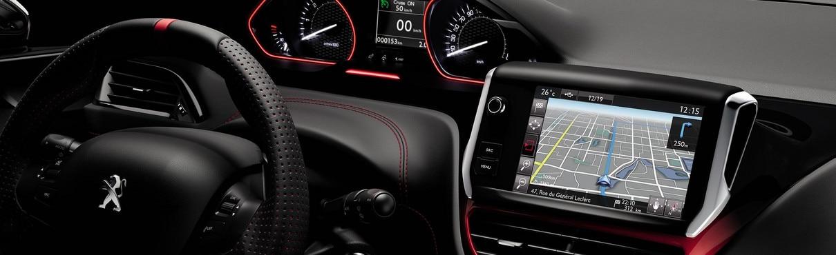 Peugeot tilkoblet varselsone
