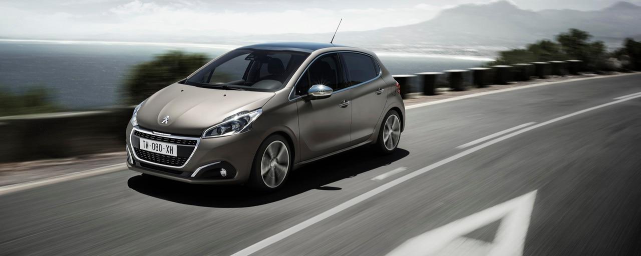Peugeot 208 bybil