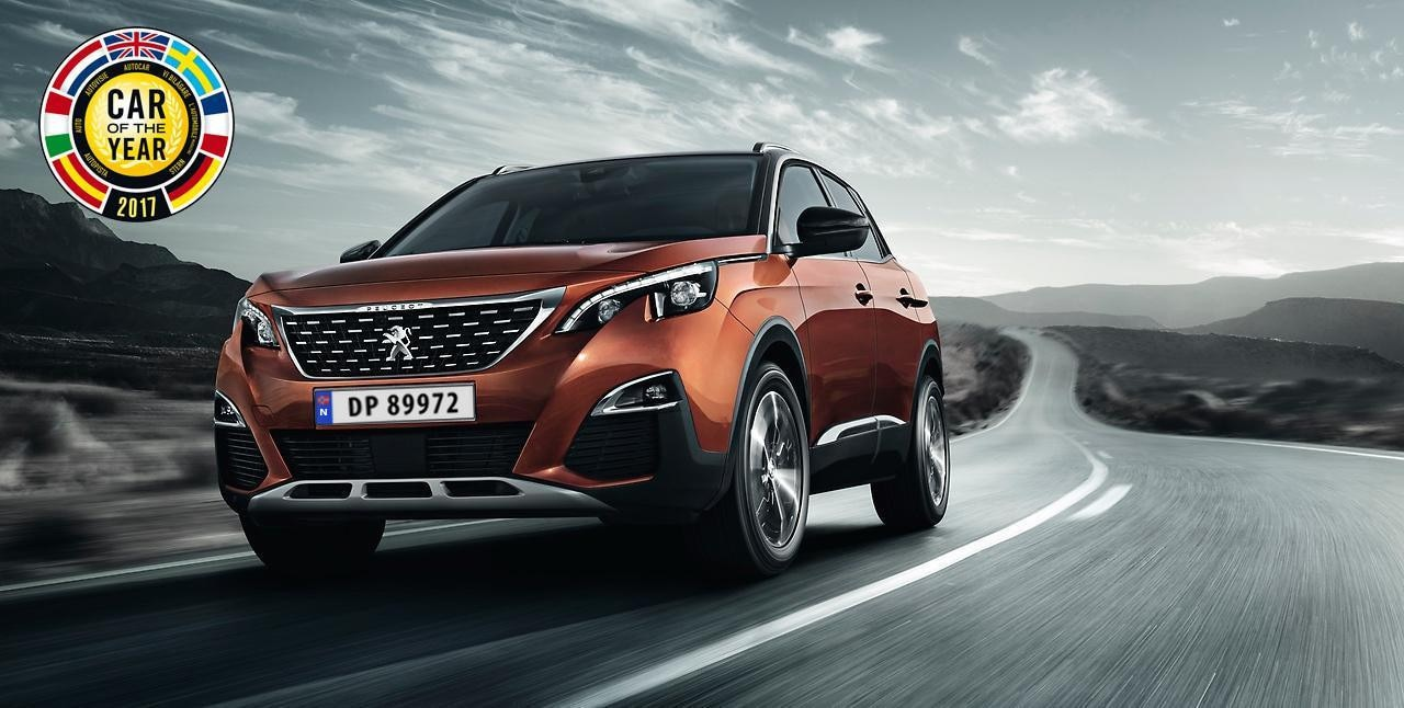 Peugeot 3008 SUV NORSK