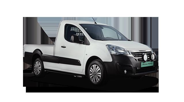 Peugeot Partner Pick-up